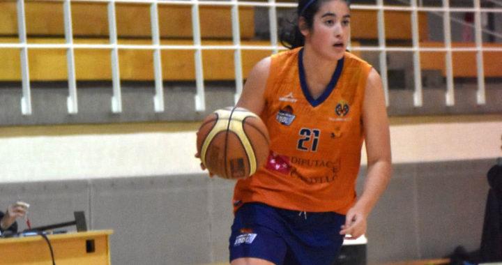 Claudia Pi a la selecció cadet
