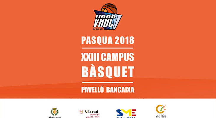 El XXIII Campus de Bàsquet aplega al Pavelló Bancaixa